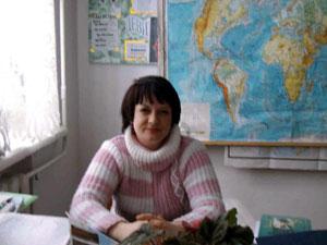 Горшенина Ирина Александровна