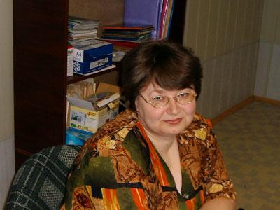 Дерябина Ирина Николаевна