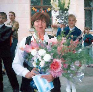 Коломеец Тамара Афанасьевна