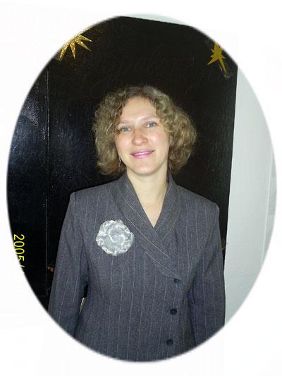 Федерко Ирина Викторовна