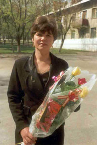 Слабинская Елена Николаевна